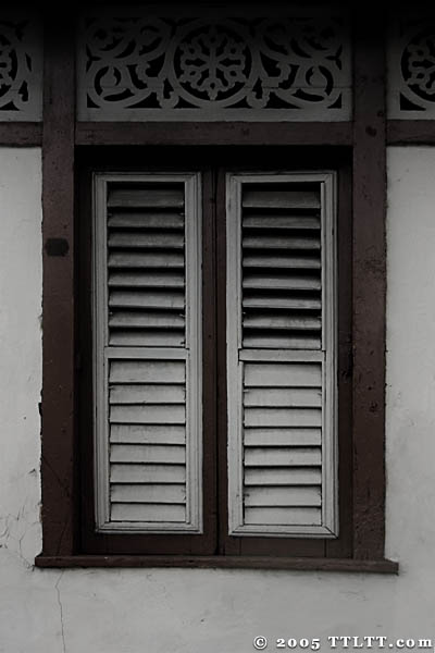 Old Louvres