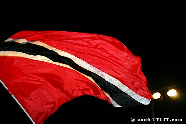 Soca Warriors - Wave Your Colours